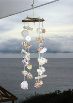 Seashell decoration #seashells #coastal