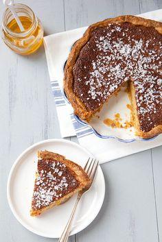 Salty Honey Pie | An