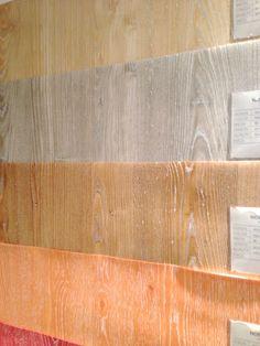 Tom Scheerer basic - Nobilis faux bois wallpaper