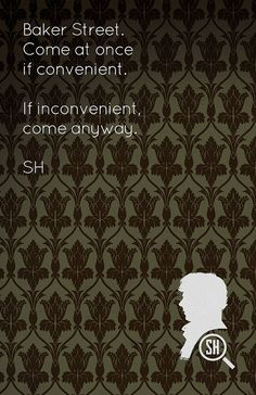 Sherlock Poster Print #SherlockLives #Sherlock #SherlockHolmes #MartinFreeman #BenedictCumberbatch #johnWatson #Watson #BBC #Holmes