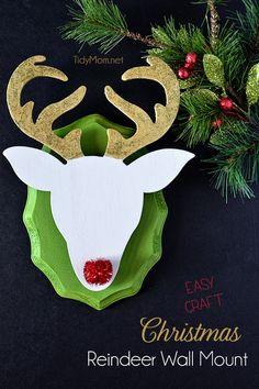 DIY Christmas Reinde