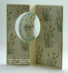 The Stampin' Schach: September Lesson of the Month...It's Like Stamping with Me in My Kitchen