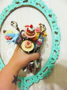 A spoon bouquet!