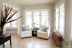 Nicole Curtis Rehab Addict - Minnehaha House living room #interior # ...