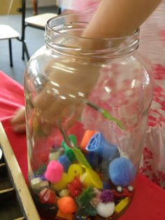 Irresistible Ideas for play based learning » Blog Archive » tong play