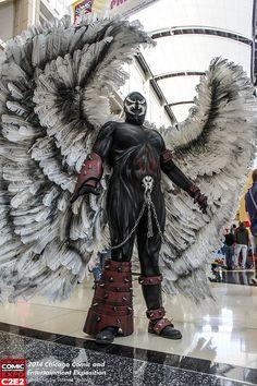 Spawn (Wings) #cosplay