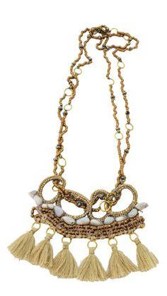 Unique de Petra necklace
