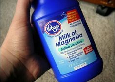 10 Benefits Of Using Milk Of Magnesia For Oily Skin