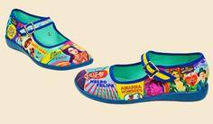 Shoes - Zapatos Chocolaticas de Hot Chocolate Design