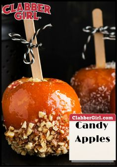 CANDY APPLES - Fresh