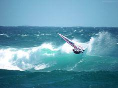 Windsurfing your way thru life