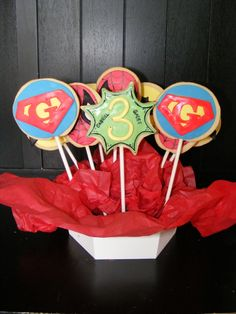 more cookie pops
