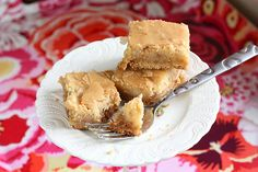Toffee Gooey Butter Cake