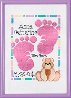 Baby Cross Stitch Patterns  These will be great one day ;)
