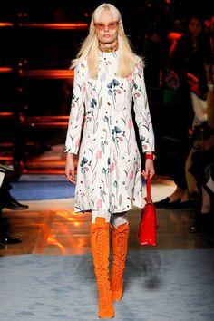 #MiuMiu #Spring2014 #Catwalk #trends #ParisFafhionWeek #Paris #SS2014 #flowerPrints