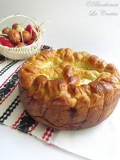 Romanian Food - Pasca