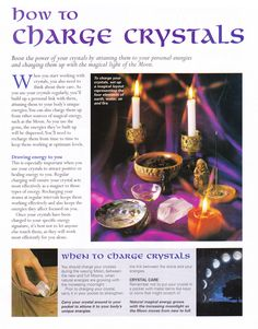 There are several different methods.  Do what resonates with you, it is the intent that counts.  Personally I put mine in a crystal bowl in water and set it under the full moon!  Just my method to be comfortable with.  I do feel that some crystals need it.  Handling them and connecting are so empowering!