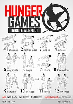 TONS and TONS of different workouts, plans, challenges - all for free!  SO glad I found this!