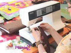 Cucimania 2 #6 - Come confezionare una borsa patchwork (seconda parte)