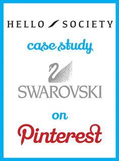Case Study: Swarovski - A Crystal Clear Pinterest Strategy