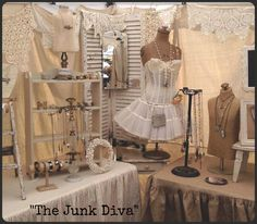 """TVM September 5th-7th 2014 Vendors, welcoming """"The Junk Diva""""!"""