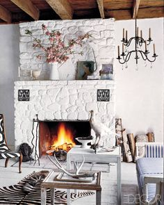 Hunting Lodge gone chic.
