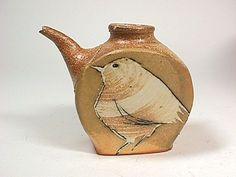 clay, ceram vessel, ceram teapot, alter potteri, michael simon