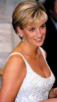 Princess Diana...gone before her time.