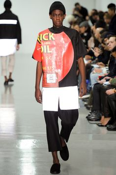 Agi & Sam | Fall 2014 Menswear Collection | Style.com