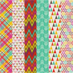 Free Hello Fall Paper Pack from Harper Finch