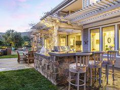futur, outdoor bars, outdoor kitchens, gardens, outdoor decor, outdoor patio bar ideas, garden televis, homes, design