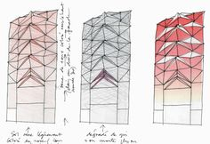 Citroen Flagship Showroom in Paris /Manuelle Gautrand Architects