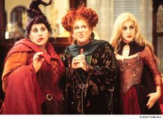 It's Hocus Pocus time!