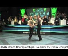 2012 Junior II Champs - National Shag Dance