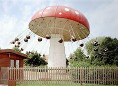 mushroom swing