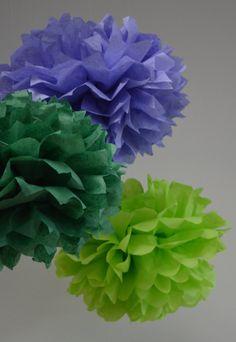 Engagement Party Decoration 24 Tissue Paper da createandadorn