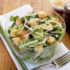 Homemade Caesar Salad Dressing (no coddling needed!)