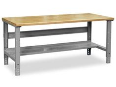 """60 x 36"""" Composite Wood Top Packing Table"""