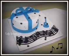 music cakes, music cake ideas