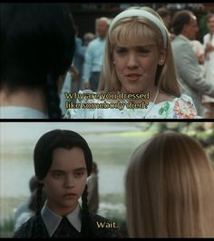 family values, the addams family, children, movi, addam famili, families, quot, wednesday addams, role models