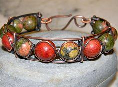 galleries, craft, cuff, copper, bracelets