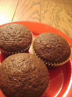 Weight Watchers Chocolate Cupcakes recipe – 4 WW points, 4 WW points plus
