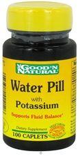 water pill, pill natur