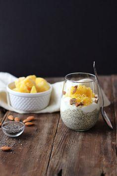 Mango Chia Breakfast