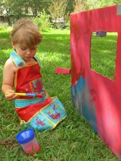21 Creative Projects with Toddlers