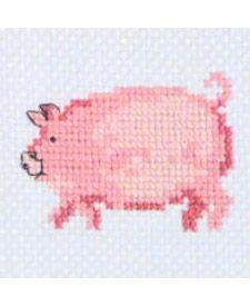 Pink Pig, from DMC Club.