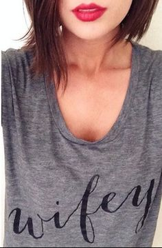 Love this wifey tee