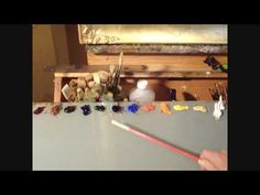Oil Painting Palette Tips with Lori McNee