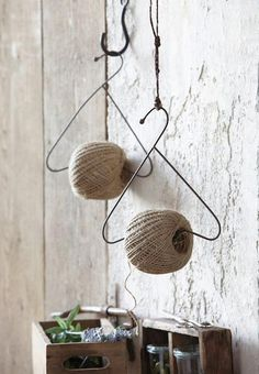 A great way to store garden twine.