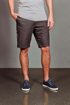 Fresh Jive Noir Shorts. Finally something that isn't bright colored or huge pocketed.